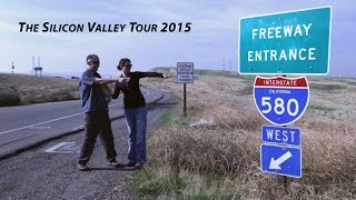 "The ""High-Speed"" Silicon Valley Tour (Driving Time-lapse)"