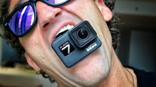 i didnt want to like it. GoPro 7; GREATEST EVER.