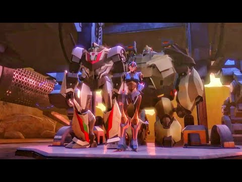 Transformers Prime Season 03 Beast Hunters Episode 03 Prey in Hindi. Autobots Assemble in Hindi
