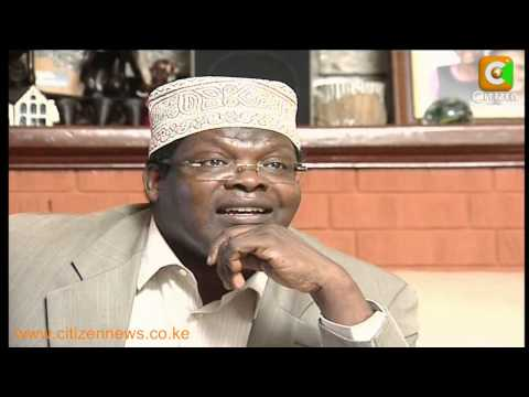 Caroli, Miguna Exchange Harsh Words