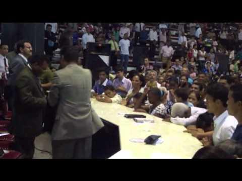PASTOR VALDENOR - UMADECRE 2012 - GRANDE TEMPLO - CUIABÁ/MT