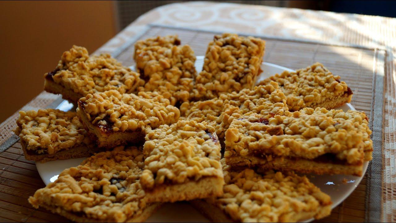 Венское печенье песочное печенье с вареньем рецепт