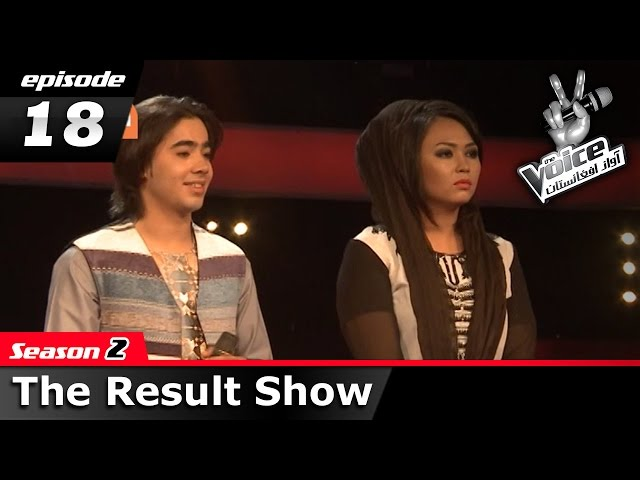 The Voice of Afghanistan: Result Show - Episode.18