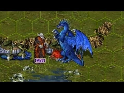 Heroes of Might and Magic 3: Vampire Lords vs. Azure Dragons