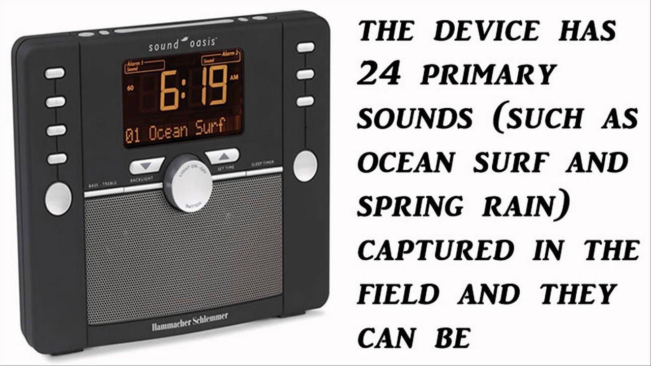 best sound machine
