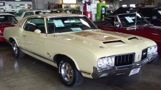 1970 Olds Cutlass Supreme SX 455 V8