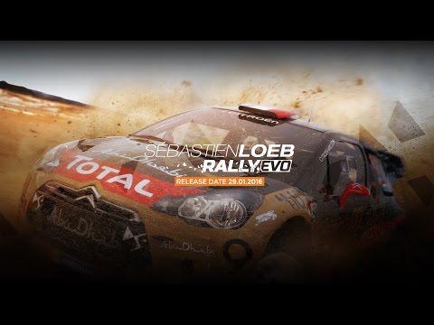 SĂ©bastien Loeb Rally EVO