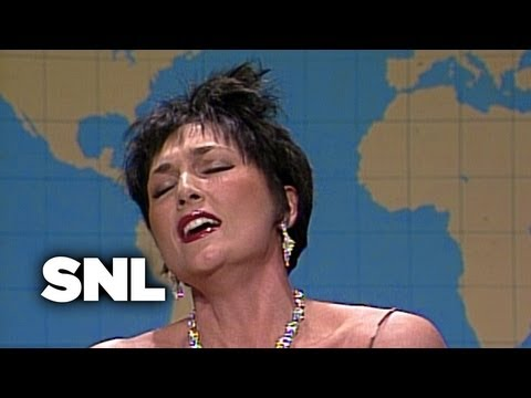 Nora Dunn As Babette - Saturday Night Live