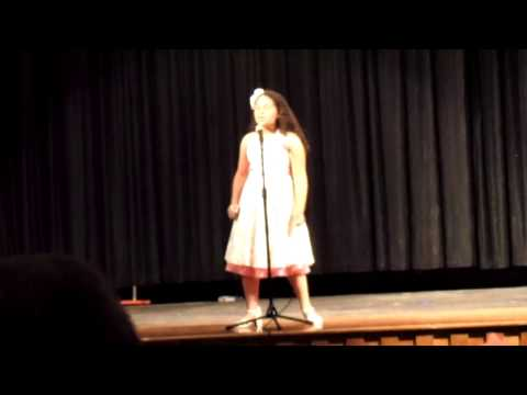 Lanes Mill Elementary School Talent Show 2013