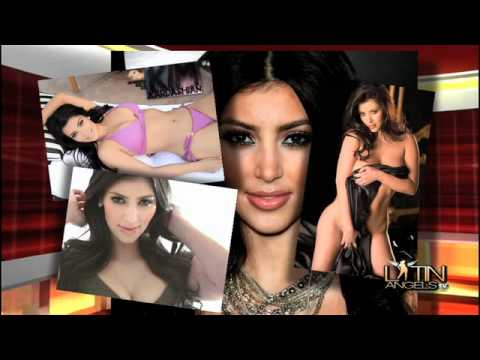 Latin Angels TV / Celebrity Sex Scandals / Kim Kardashian