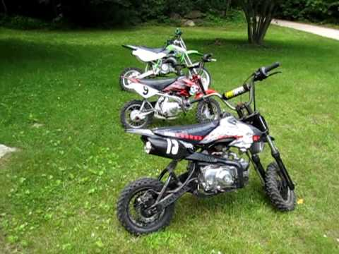 Bike Tricks For Kids Some Pit Stunt Bikes for the