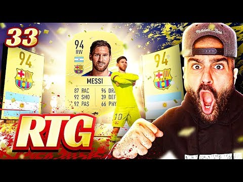 OMG I PACKED MESSI! #FIFA20 Ultimate Team Road To Glory #33