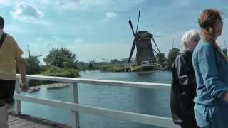 Molinos de Kinderdijk (Holanda) / Windmills of Kinderdijk (Netherlands)