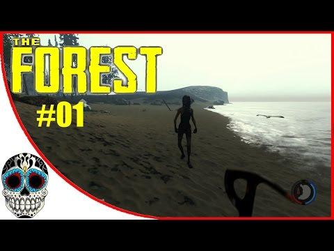 THE FOREST #01 | Ya el juego mejoro mucho