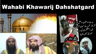 Wahabi Terrorism