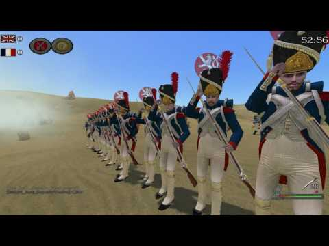23rd Regiment Mount and Blade Warband Line Battle JOIN US