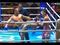 Muay Thai Fight - Jomhod vs Wanchalong- New Lumpini Stadium, Bangkok, 13th October 2015