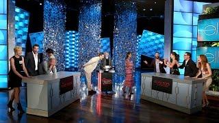 (9.05 MB) Ellen's Favorite Games: 'Scandal' Secret Showdown Mp3
