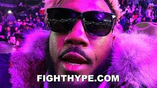 """I'M MAD"" - JARRETT HURD OPEN TO TONY HARRISON REMATCH; TALKS JULIAN WILLIAMS NEXT"