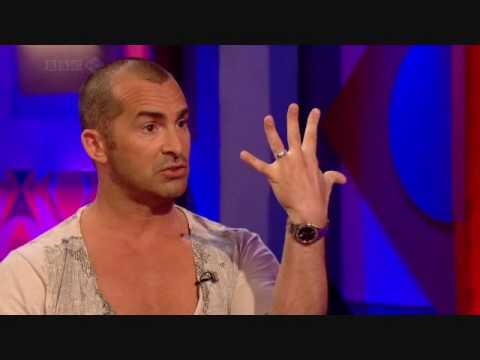 (HQ) Louie Spence on Jonathan Ross 2010.04.23 (Part 1)