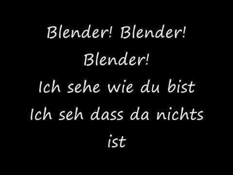 Megaherz - Blender