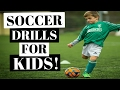 Download Soccer Drills For Kids - Get Better At Soccer By Yourself in Mp3, Mp4 and 3GP