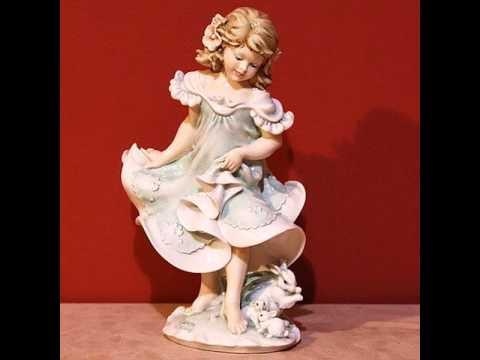 Скульптуры из холодного фарфора своими руками