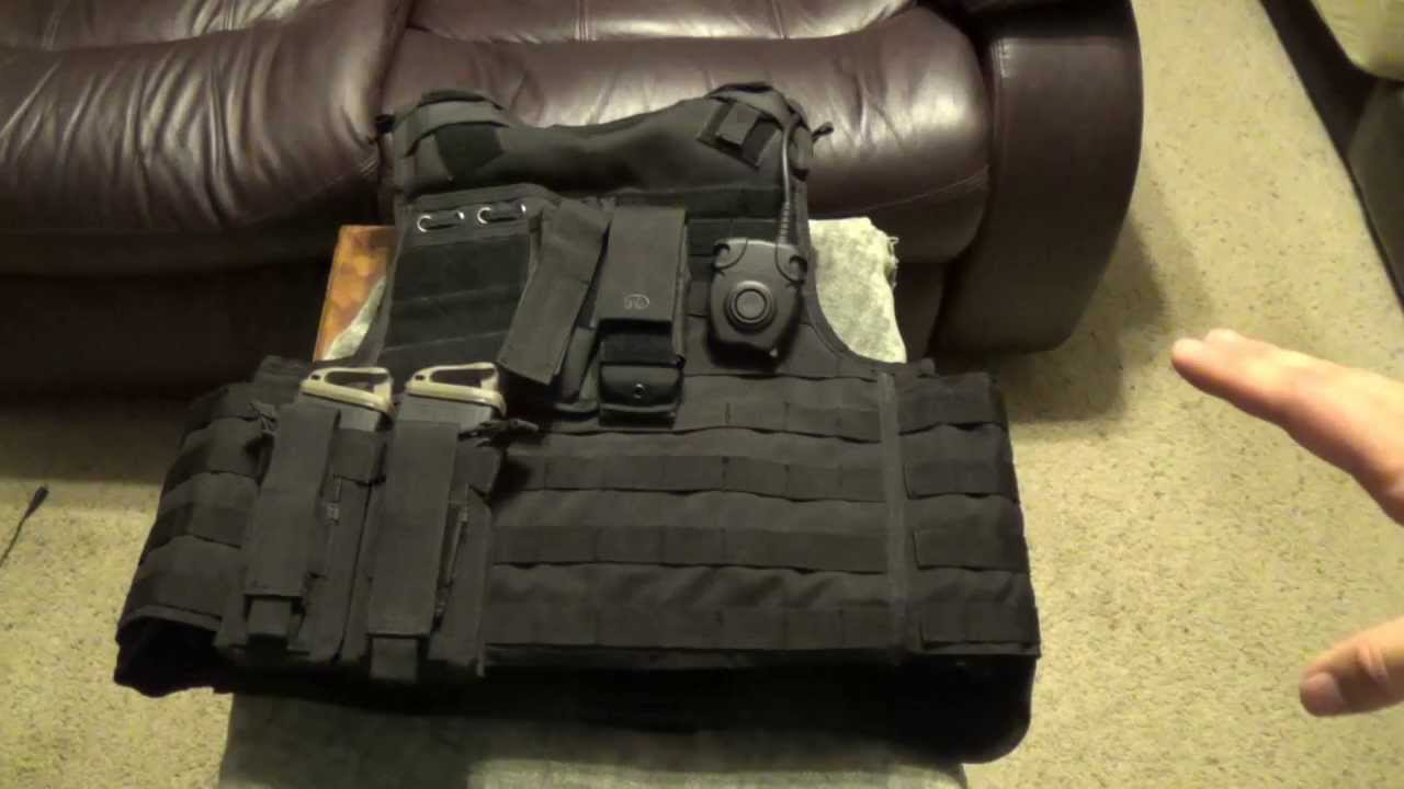Tactical Vest Carriers Vest Plate Carrier And
