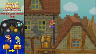 Ultra Hammer Early has been found for all versions of Paper Mario TTYD!! .... IN PROLOGUE??