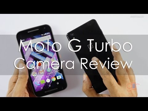 Moto G Turbo Camera Review & Compared With OnePlus X