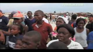 Doug Liman Vlog Behind The Scenes We Are The World And Sean Penn In Haiti
