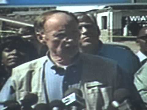 Alabama Governor Robert Bentley (Tornado Damage) 4/28/2011