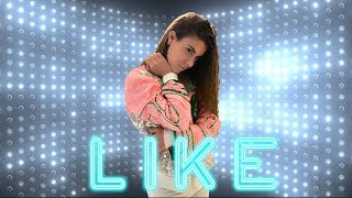 LIKE ( VIDEO OFICIAL) LA DIVERSION DE MARTINA