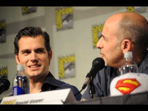 David S. Goyer Shares Henry Cavill Story From 'Man of Steel' Set