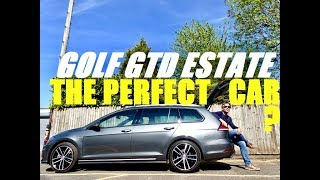 Is the 2018 Golf GTD Estate the perfect all-rounder?