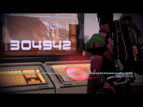 Mass Effect 2 Arrival DLC Walkthrough Part 3