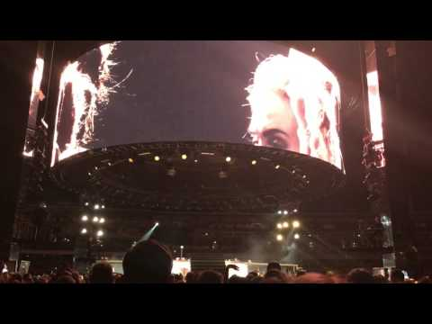 Adele - Send My Love (To Your New Lover) - Domain Stadium, Perth, Australia