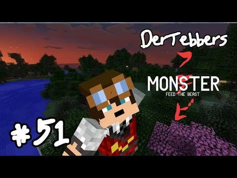Minecraft FTB Monster - 051 - They Don't Turn Orange!