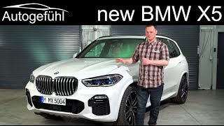BMW X5 reveal REVIEW all-new generation 2019 Exterior Interior neu