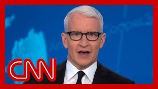 Anderson Cooper takes apart Trump's lies about Mueller