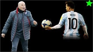 Argentinas Messi Problem Fifa World Cup 2018