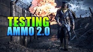 Hands On With Ammo 2.0 + 4 New Elite Guns | Battlefield 1 CTE