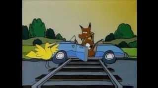 Sly Fox and Birdie Bird