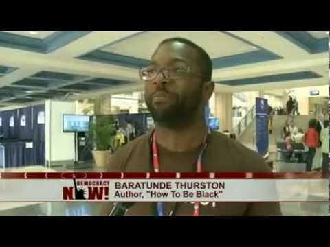 Comedian Baratunde Thurston on Vote Suppression & Romney's 0% Support From African Americans