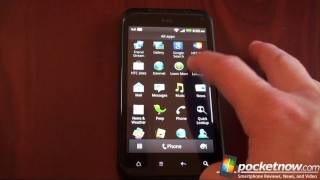 HTC Incredible S Software Review