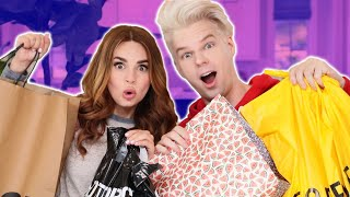 MY BOYFRIEND BUYS MY OUTFITS!