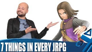7 Things You'll Find In Literally Every JRPG Ever
