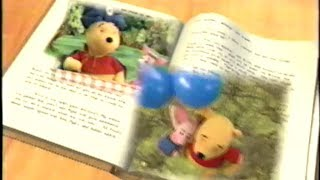 The Book of Pooh (2001) Teaser (VHS Capture)