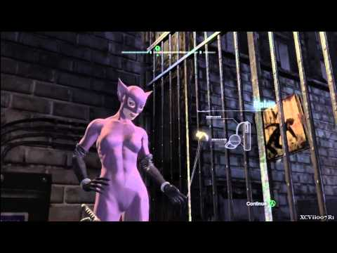 Batman: Arkham City - Catwoman DLC - Episode 2