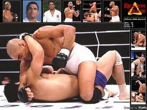 RARE Rickson Gracie Documentary from Japan Image 1